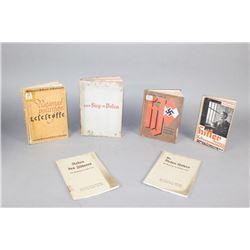 WWII Nazi Books (6)