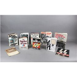 WWII Nazi Aftermath Book Lot