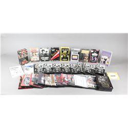WWII Nazi DVD & VHS Box Lot