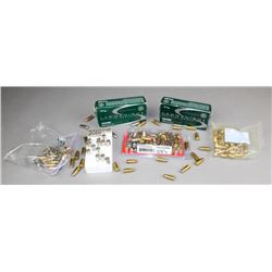 Box Lot of 357 SIG Ammo