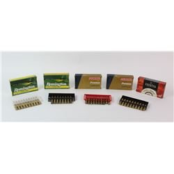 Ammo 5 Boxes 270 Winchester and More