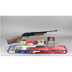 Pumpmaster 760 BB/Pellet Gun w/ Ammo