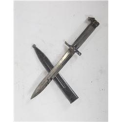 M1896 Swedish Bayonet