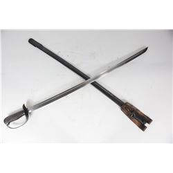 WWII Japanese Type 32 Cavalry Sword
