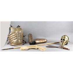 Ancient Greek Warrior Replica Set