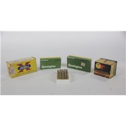 Ammo Variety Remington Winchester
