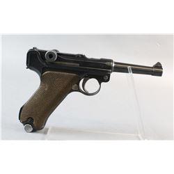 1920 Police DWM Luger P08 9mm