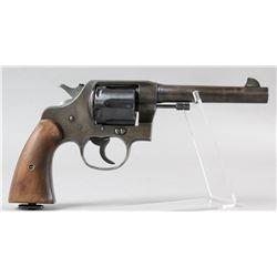 WWI Colt Model 1917 45 ACP Revolver