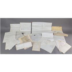 Civil War Archive of Lt . Almon Kidder