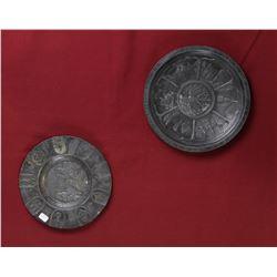 WWII Nazi Nuremberg Reich's Party Souvenir Plates