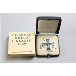 WWII Nazi First Class Iron Cross