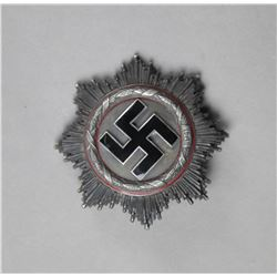WWII Nazi Silver German Cross