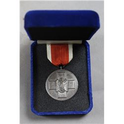 WWII Nazi Medal Of Social Welfare