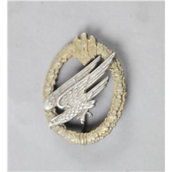WWII Nazi Army Paratrooper Badge