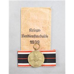 WWII Nazi War Merit Medal