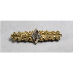 WWII Nazi Hitler Youth Award Badge