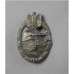 WWII Nazi Tank Assault Badge