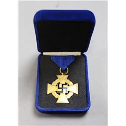 WWII Nazi 40 Year Civil Service Cross