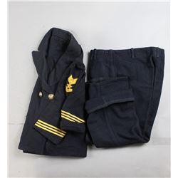 US Kids Navy Uniform
