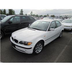 2002 BMW 325xi