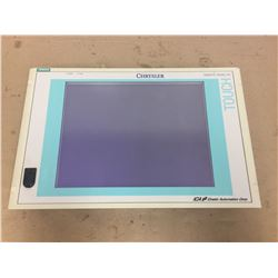 "Siemens PANELSYSTEM TOUCH 15"" TFT ** see pics for part numbers **"