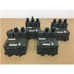 (4) Siemens 6ES7 141-1BF12-0XB0 ET 200X
