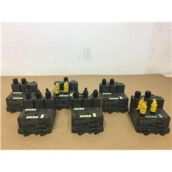 (6) Siemens 6ES7 141-1BF11-0XB0 ET 200X