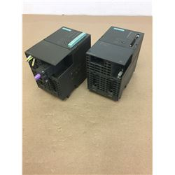(2) Siemens Simatic S7-300 Module **see pics for part numbers**