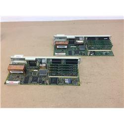 (2) Siemens 1P 6SN1118-0DM23-0AA0 Circuit Board Module