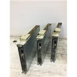 (3) Siemens 1P 6SN1123-1AA00-0BA1 Simodrives