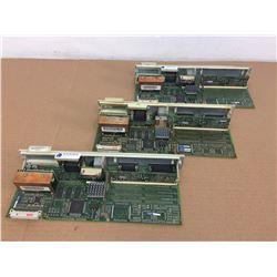 (3) Siemens 1P 6SN1118-0DG21-0AA1 Simodrive Control Units