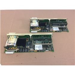 (2) Siemens Circuit Board **see pics for part numbers**