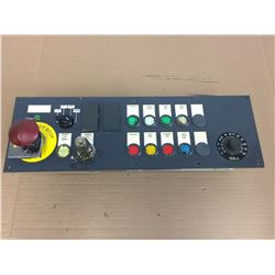 SIEMENS 6FC5203-0AD10-1AA0 CONTROL PANEL