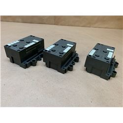 (3) Siemens 6ES7 141-1BF30-0XA0 Digital Input Modules