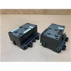 (2) Siemens 6ES7 141-1BF30-0XA0 Digital Input Module