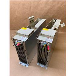(2) Siemens 1P 6SN1123-1AA00-0DA1 Simodrives