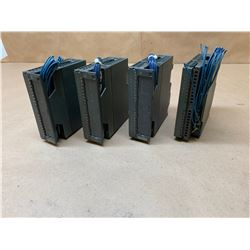 (4) Siemens 1P6ES7 322-1BH01-0AA0 Modules
