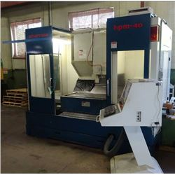 Sharnoa model HPM-40 Vertical CNC Machining Center