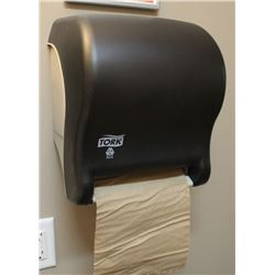 3 TORK AUTO DISPENSING PAPER TOWEL HOLDERS