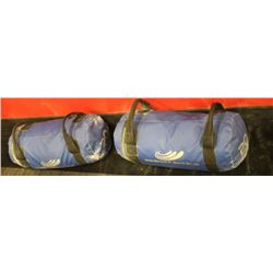 LOT OF 2 SANDBAGS
