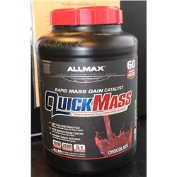 ALLMAX QUICKMASS 6LBS CHOCOLATE