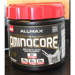 ALLMAX AMINOCOR, 1.02LBS, WHITE GRAPE