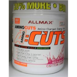 ALLMAX AMINOCUTS ENERGY DRINK, 252G