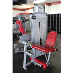 CYBEX LEG EXTENSION MACHINE WITH 230LBS INTERNAL W