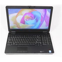 BUSINESS CLASS DELL LATITUDE 6540 INTEL i5/SSD HDD