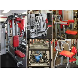 FEATURED ITEMS: WEIGHT MACHINES