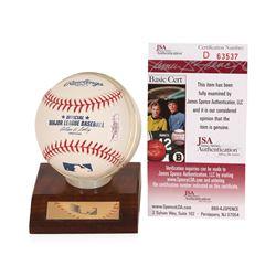 Jim Palmer Autographed Baseball