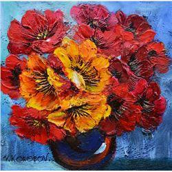 Korobov Original Acrylic Painting