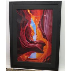 'Eternal Beauty' by Peter Lik, Ltd Ed. (152 of 900) w/ COA, 2 Meters, 55  x 75  Framed