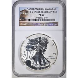 2012-S REV PROOF ASE, NGC PF-69